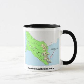 Mug Carte à Bolinas