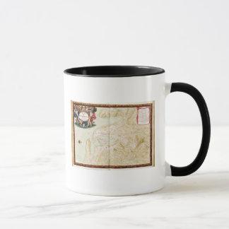 Mug Carte de Concarneau