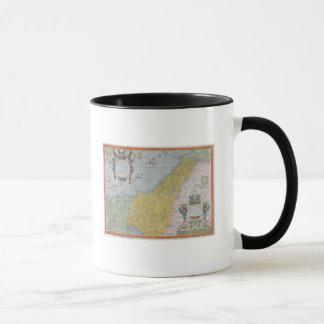 Mug Carte de la Palestine