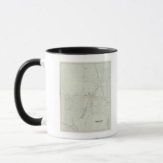 Mug Carte de Manasquan, New Jersey