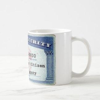 Mug Carte de sécurité sociale