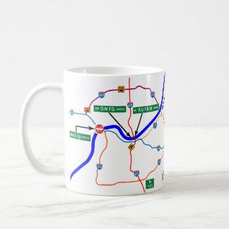 Mug Carte de Shermageddon