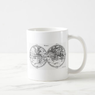 Mug Carte de Vieux Monde