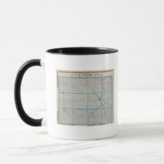 Mug Carte du comté de Pulaski