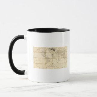 Mug Carte du monde