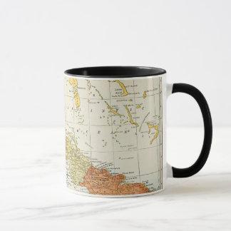 Mug CARTE : Le CUBA, 1900