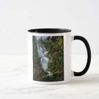 Mug Cascade dans les montagnes de Berne, 1796