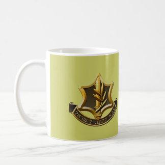 Mug Casquette de forces de défense de l'Israël