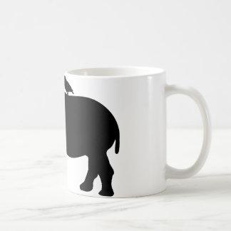 Mug Casquette de rhinocéros