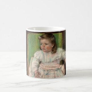 Mug Cassatt : Sash rose