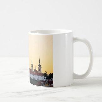 Mug Castle in Prague