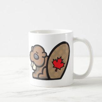 Mug Castor Canada