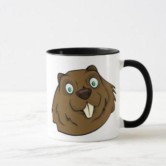 Mug Castor désireux