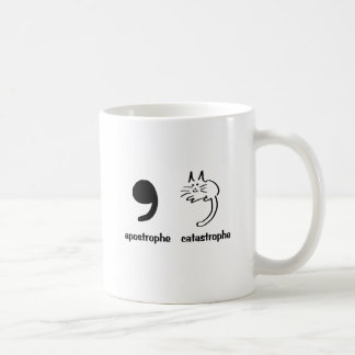 Mug catastrophe d'apostrophe