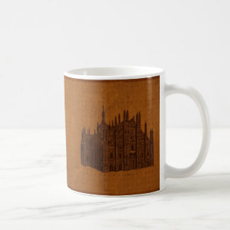 Mug Cathédrales : Di Milan, Milan de Duomo