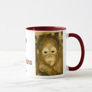 Mug Causes de motivation de faune
