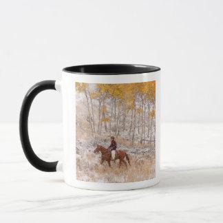 Mug Cavalier de Horseback 18