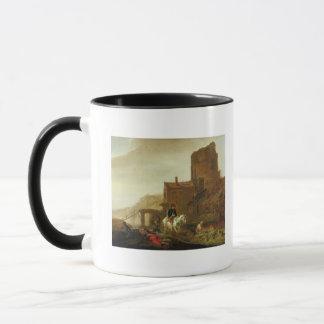 Mug Cavalier et baigneur