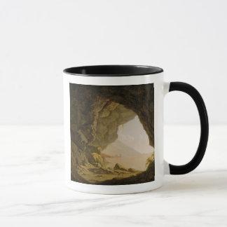 Mug Caverne, près de Naples, 1774 (huile sur la toile)