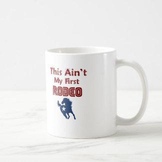 Mug Ce n'est pas mon premier rodéo