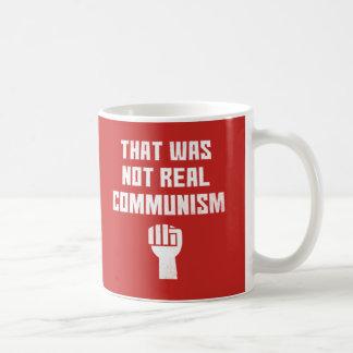 Mug Ce n'était pas vrai communisme