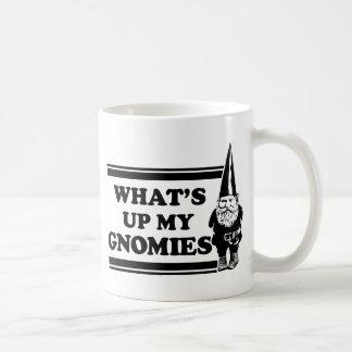 Mug Ce qui est vers le haut de mon Gnomies