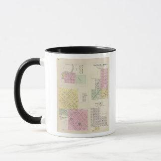 Mug Cedarvale, Elgin, ressorts de Chautauqua, le