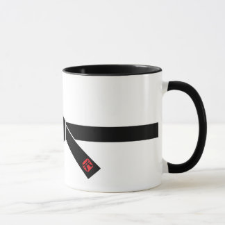 Mug Ceinture noire, 黒帯 d'arts martiaux, 武道