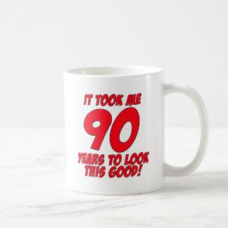 Mug Cela m'a pris 90 ans pour regarder ceci bon
