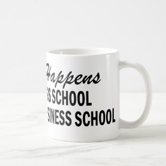 Mug Celui qui se produise - école de commerce