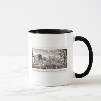 Mug Central d'accord, de 'historique
