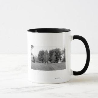 Mug Centralia, vue de ville de WA de photographie de