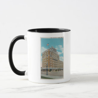Mug Centralia, WA - vue d'hôtel Lewis-Clark