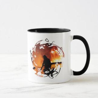 Mug Cercle des flammes