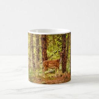 Mug Cerfs communs de forêt