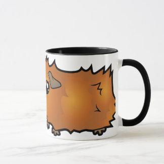 Mug Certainement une personne de cobaye (délabrée)