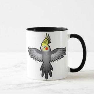 Mug Certainement une personne d'oiseau (cockatiel)