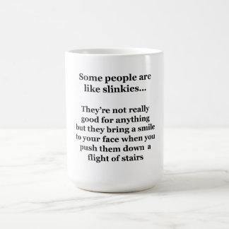 Mug Certains sont comme Slinkies