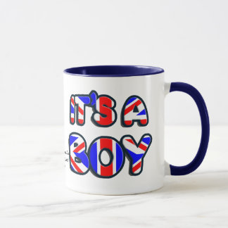 Mug C'est Boy George Alexandre Louis