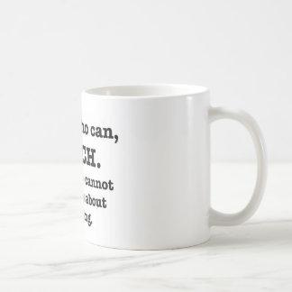 Mug Ceux qui peuvent, enseigner