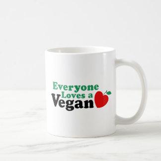 Mug Chacun aime un végétalien