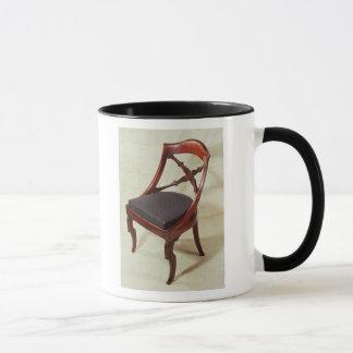 Mug Chaise, période de Louis-Philippe