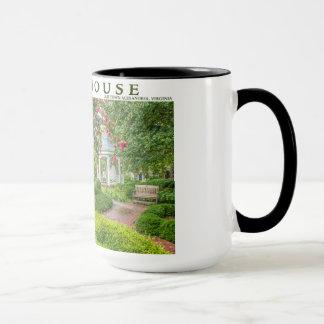 Mug Chambre de Carlyle et jardin historique
