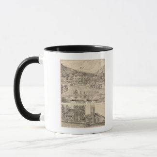 Mug Chambre de Dunmore de lac à Salisbury