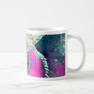 Mug #chameleon de caméléon
