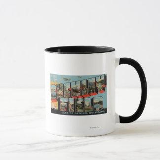 Mug Champ de Denver, le Colorado - de Buckley