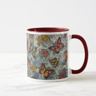 Mug Champ des papillons