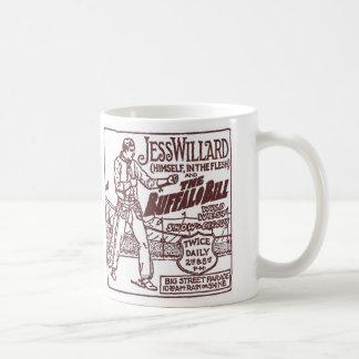 Mug Champion Buffalo Bill de poids lourd de Jess