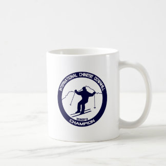 Mug Champion incliné 1984 de Chinois international