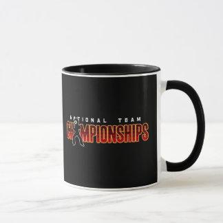 Mug Championnats 2 d'équipe nationale